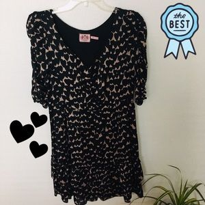 Juicy Couture Ruffled Babydoll Dress